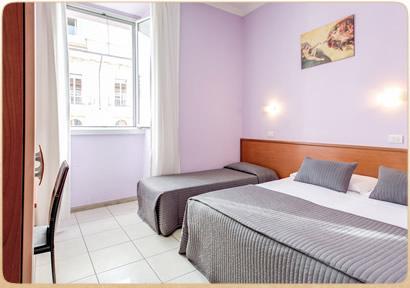 Hotel Alius Roma - Sito Ufficiale - Economico Albergo 3 ...
