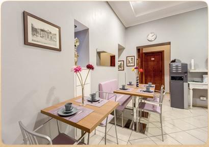 Hotel Alius Roma - Sito Ufficiale - Economico Albergo 3 Stelle Roma